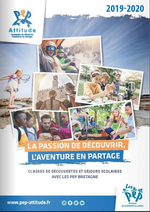 Catalogue des classes de découvertes 2019/2020